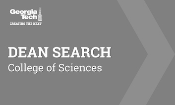 College of Sciences Dean Search