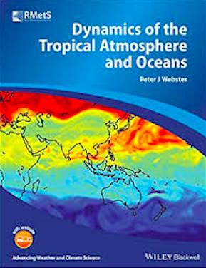 Cover of Dynamics of the Tropical Atmosphere and Oceans