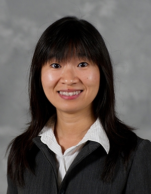 Sally Ng, associate professor, School of Earth and Atmospheric Sciences
