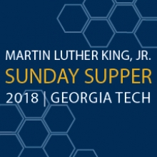 2018 MLK Sunday Supper