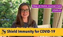 Jennifer Leavey's Stay at Home Journal Club