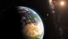 Earth (Courtesy of Rensselaer)