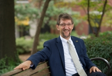 College of Sciences Dean Paul Goldbart